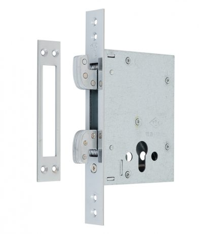 Замок врезной MUL-T-LOCK 1-WAY DIN 352K NC UNIV BS60мм SP